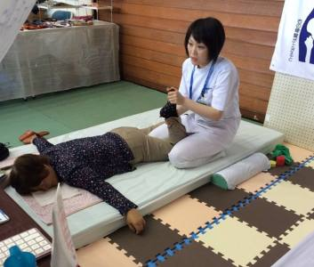 工芸市 ヒロちゃん治療院2